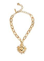 Oscar de la Renta Sacred Heart Necklace