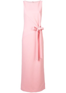 Oscar de la Renta sleeveless dress