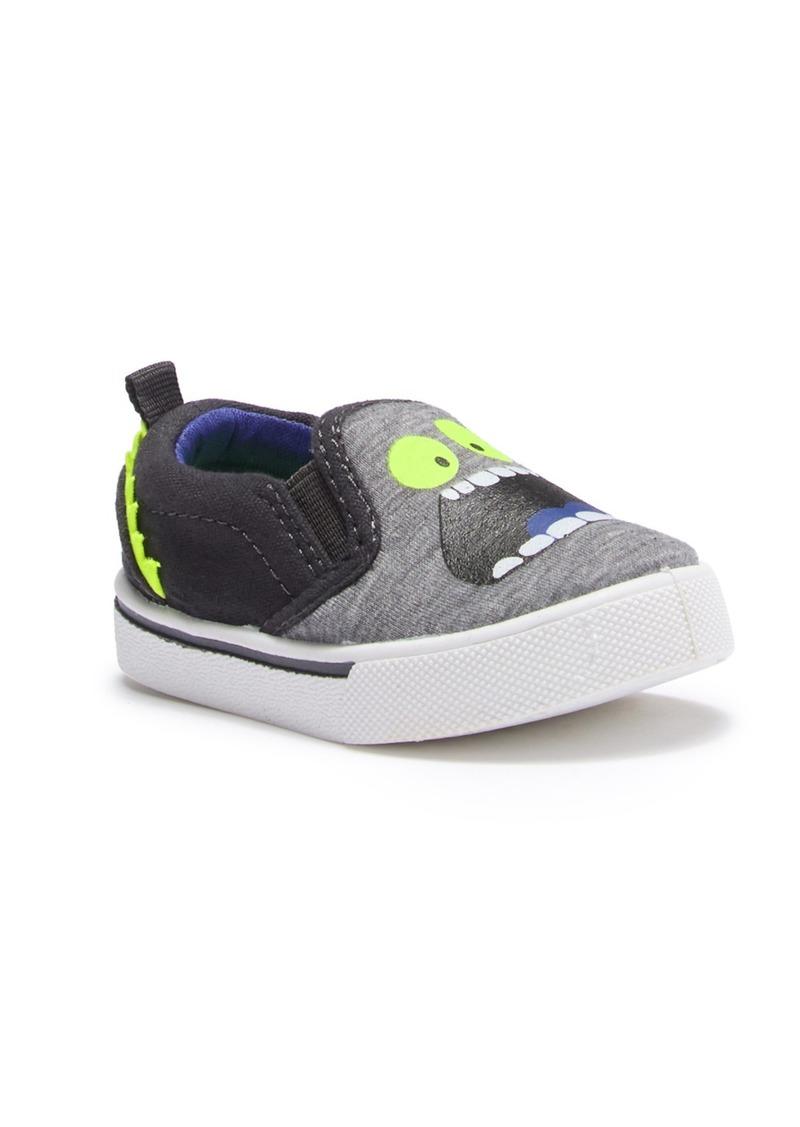 Austin Print Slip-On Sneaker (Baby & Toddler)
