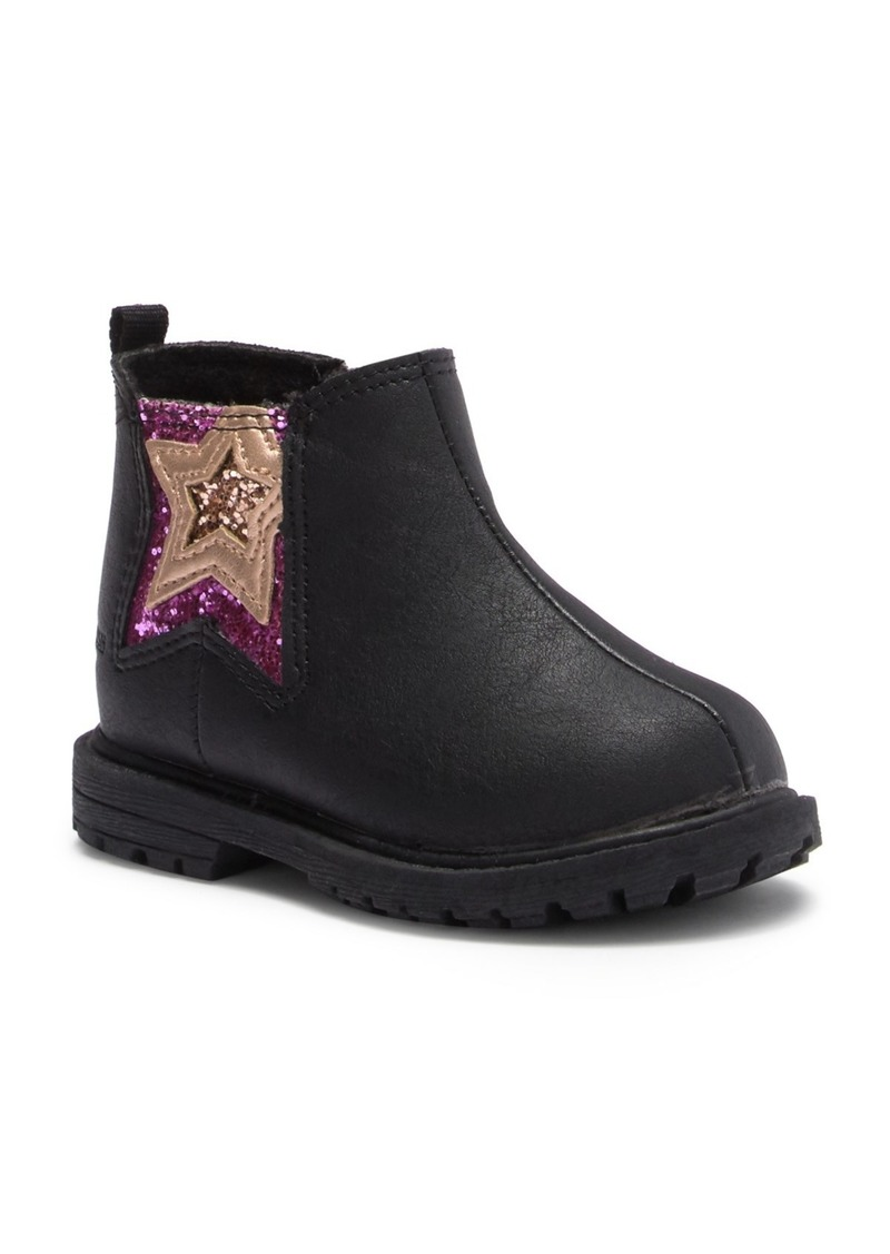 OshKosh Ophelia Embellished Ankle Boot (Toddler & Little Kid)