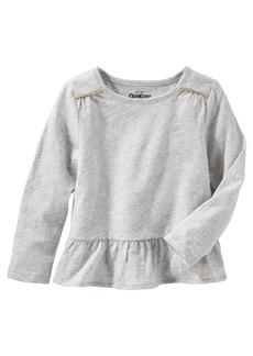 OshKosh Osh Kosh Girls' Kids Long Sleeve Knit Tunic