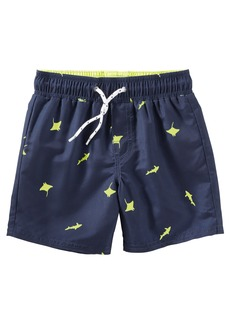 OshKosh Osh Kosh Boys' Kids Swim Trunks (Multiple Varieties)