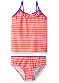 OshKosh Osh Kosh Girls' Kids 2-Piece Swim Suit (Multiple Varieties)  6-6X