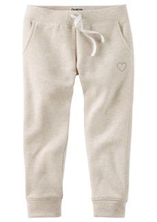 OshKosh Osh Kosh Girls' Kids Fleece Jogger Pants