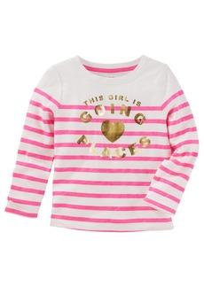 OshKosh Osh Kosh Girls' Kids Long Sleeve Tee