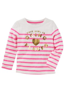 OshKosh Osh Kosh Girls' Kids Long Sleeve Tee