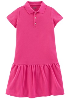OshKosh Osh Kosh Girls' Kids Uniform Polo Dress  4-5