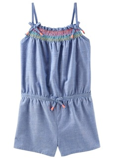 OshKosh Osh Kosh Girls' Kids Sleeveless Romper  6-6X
