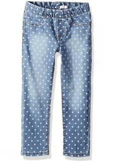 OshKosh Osh Kosh Girls' Toddler Denim Jegging Faded dot