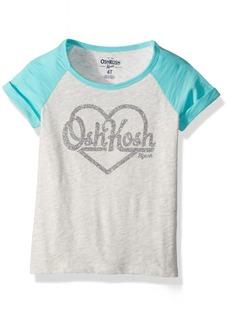 OshKosh Osh Kosh Girls' Toddler Logo Tee