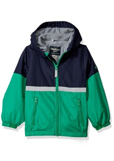 OshKosh Osh Kosh Little Boys' Midweight Fleece Lined Jacket