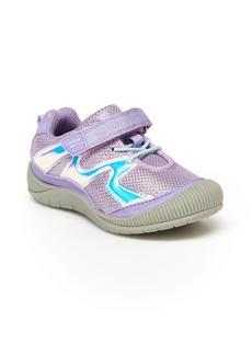 OshKosh Osh Kosh Little Girl's Elate Bump Toe Sneaker