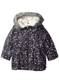 OshKosh Osh Kosh Little Girls' Hooded Peplum Jacket Coat  6X