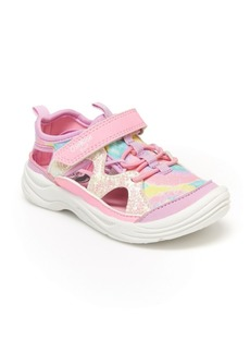 OshKosh Osh Kosh Little Girl's Selene Bump Toe Sneaker