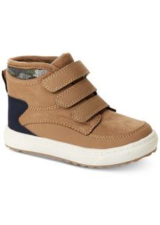 OshKosh Osh Kosh Toddler & Little Boys Triple Strap High-Top Sneakers