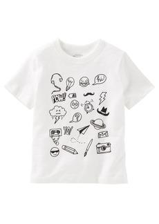 OshKosh Osh Kosh Boys' Toddler Graphic Tees