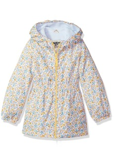 OshKosh Osh Kosh Toddler Girls' Fleece Lined Midweight Windbreaker Jacket