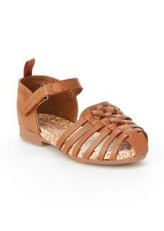 OshKosh Osh Kosh Little Girl's Halle Fashion Hirrache Sandal