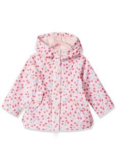 OshKosh Osh Kosh Toddler Girls' Sweet LIL' Rainslicker Rain Jacket