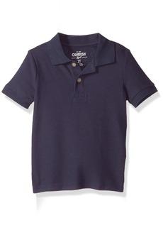 OshKosh B'Gosh Boys' Knit Polo Henley 21873018   Toddler