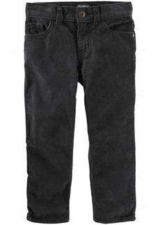OshKosh B'Gosh Boys' Woven Pant 31457811 Grey