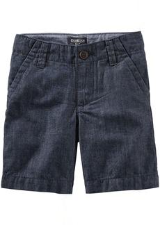 OshKosh B'Gosh Flat Front Shorts
