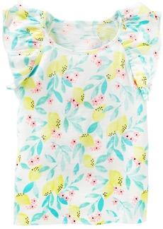 OshKosh B'Gosh Girls' Knit Fashion Top 31969412   Kids