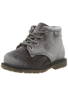 OshKosh B'Gosh Girls' TLC Velvet Ankle Fashion Boot