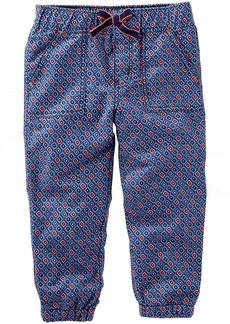 OshKosh B'Gosh Girls' Woven Pant 22019111   Toddler