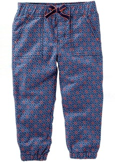 OshKosh B'Gosh Girls' Woven Pant 22019111   Toddler