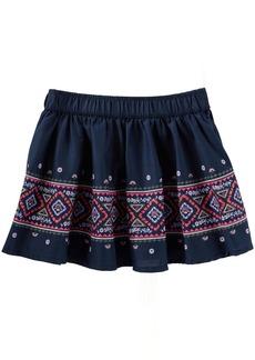 OshKosh B'Gosh Girls' Woven Skirt 22018112  T Toddler