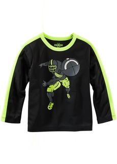 OshKosh B'Gosh Little Boys' Graphic Athletic Tee (Toddler/Kid) -  -