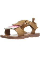 OshKosh B'Gosh Maven Girl's T-Strap Sandal