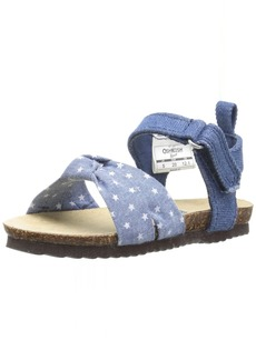 OshKosh B'Gosh Sage Girl's Sandal