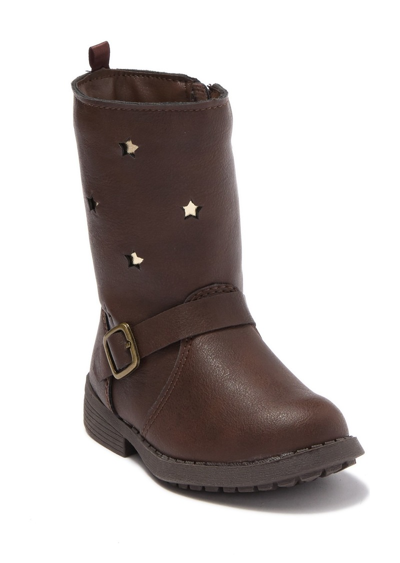 OshKosh Tamiko Cutout Buckle Boot (Toddler)