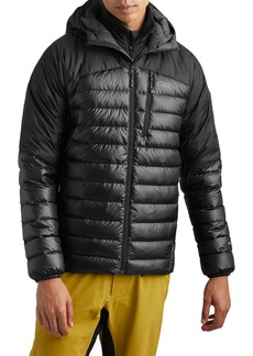 Outdoor Research Helium Water Resistant Hooded 800 Fill Down Jacket