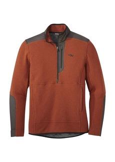 Outdoor Research Men's Cyprus Half Zip Jacket