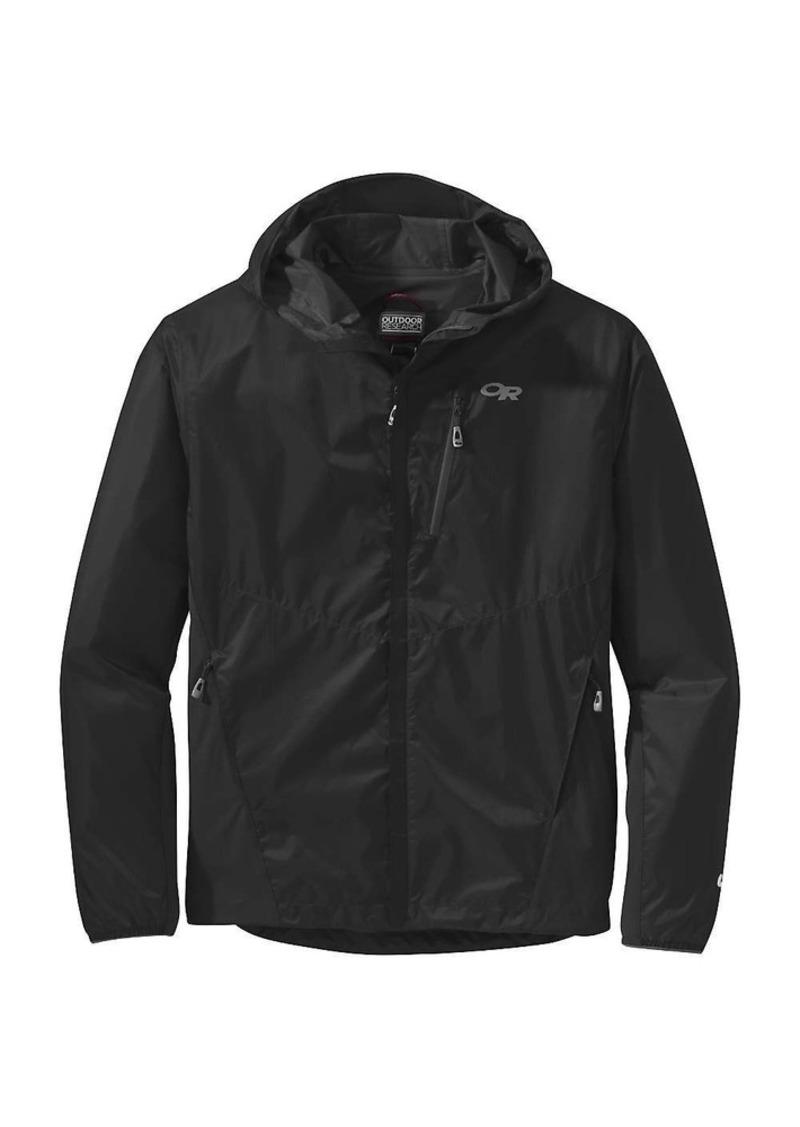 Outdoor Research Men's Helium Hybrid Hooded Jacket