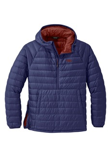 Outdoor Research Men's Transcendent Water Resistant 650 Fill Power Down Pullover