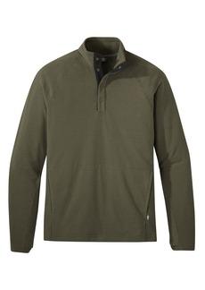 Outdoor Research Trail Mix Snap Fleece Pullover