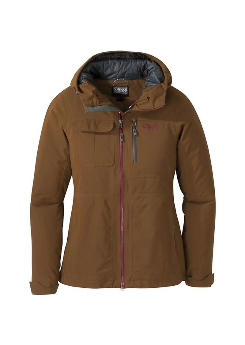 Outdoor Research Women's Blackpowder II Jacket