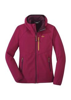 Outdoor Research Women's Ferrosi Grid Hooded Jacket