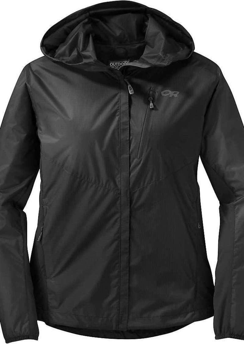 Outdoor Research Women's Helium Hybrid Hooded Jacket