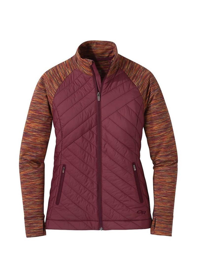 Outdoor Research Women's Melody Hybrid Full Zip Jacket