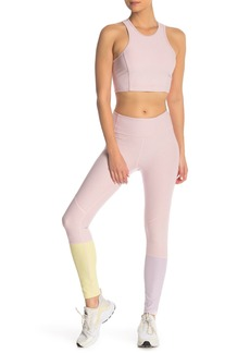 Outdoor Voices Fitted Colorblock Leggings
