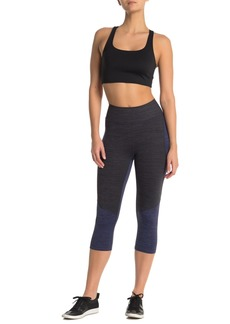 Outdoor Voices Paneled Colorblock Capri Leggings