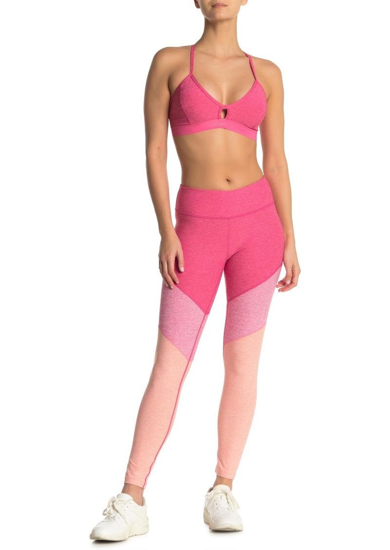 Paneled Colorblock Leggings
