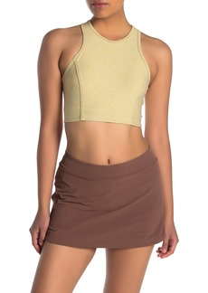 Outdoor Voices Sleeveless Racerback Crop Top