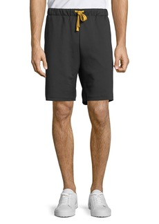 Ovadia & Sons TRACK SHORT- EXCLUSIVE- BLAC
