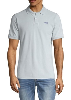 Ovadia & Sons Short-Sleeve Cotton Polo